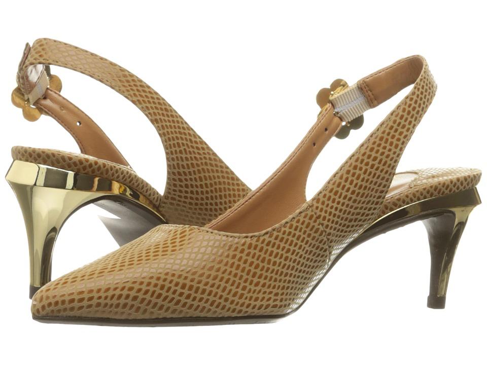 J. Renee - Pearla (Cuoio) High Heels