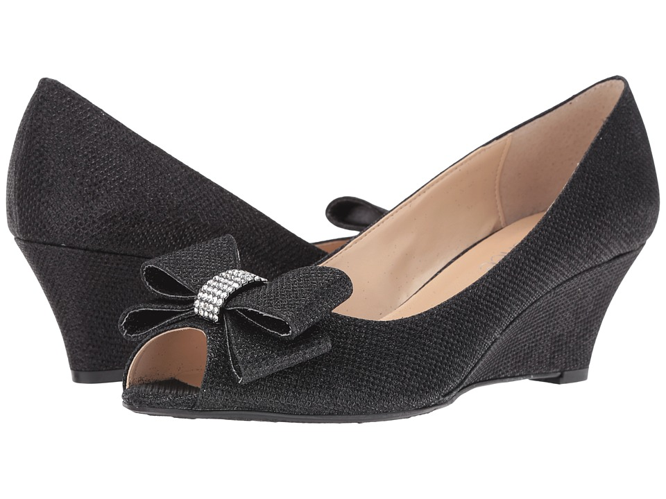 J. Renee - Blare (Black) High Heels