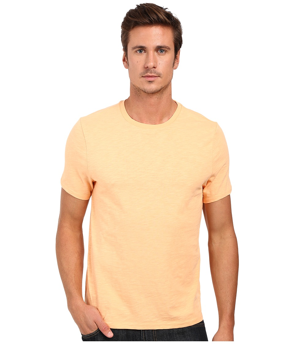 Threads 4 Thought - Banks Slub Cotton Crew Tee (Melon) Men's T Shirt