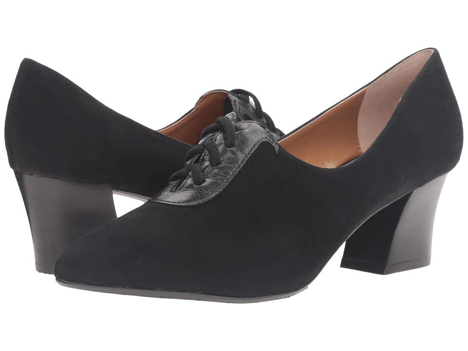 J. Renee - Ellam (Black) Women's Shoes