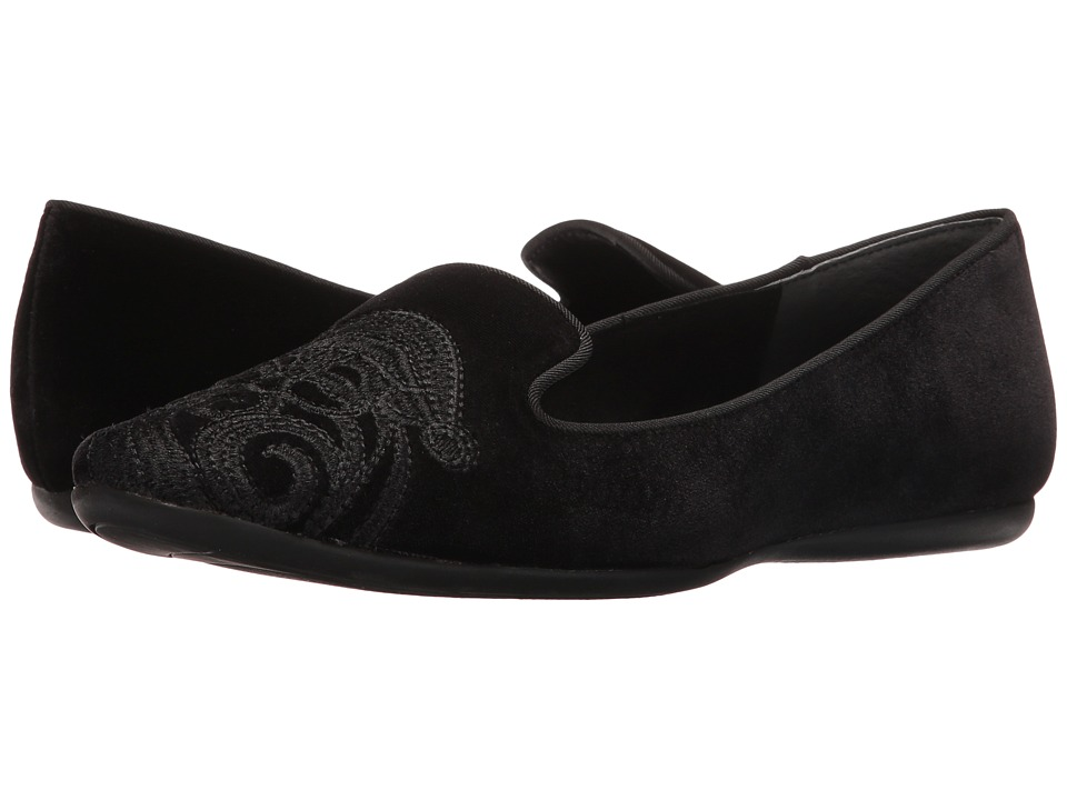 J. Renee - Slipsleigh (Black) Women's Shoes