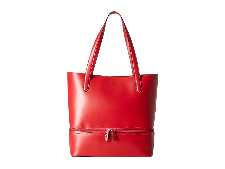 Lodis Accessories - Audrey Amil Commuter Tote (Red) Tote Handbags