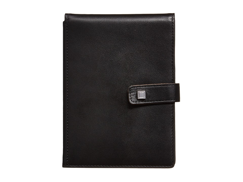 Lodis Accessories - Amy Passport Wallet with Ticket Flap (Black) Wallet Handbags