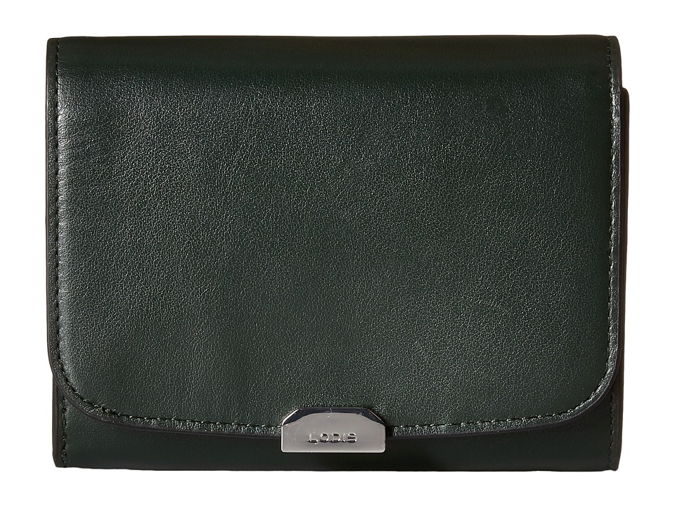 Lodis Accessories - Amy Sasha French Purse (Spruce) Wallet Handbags