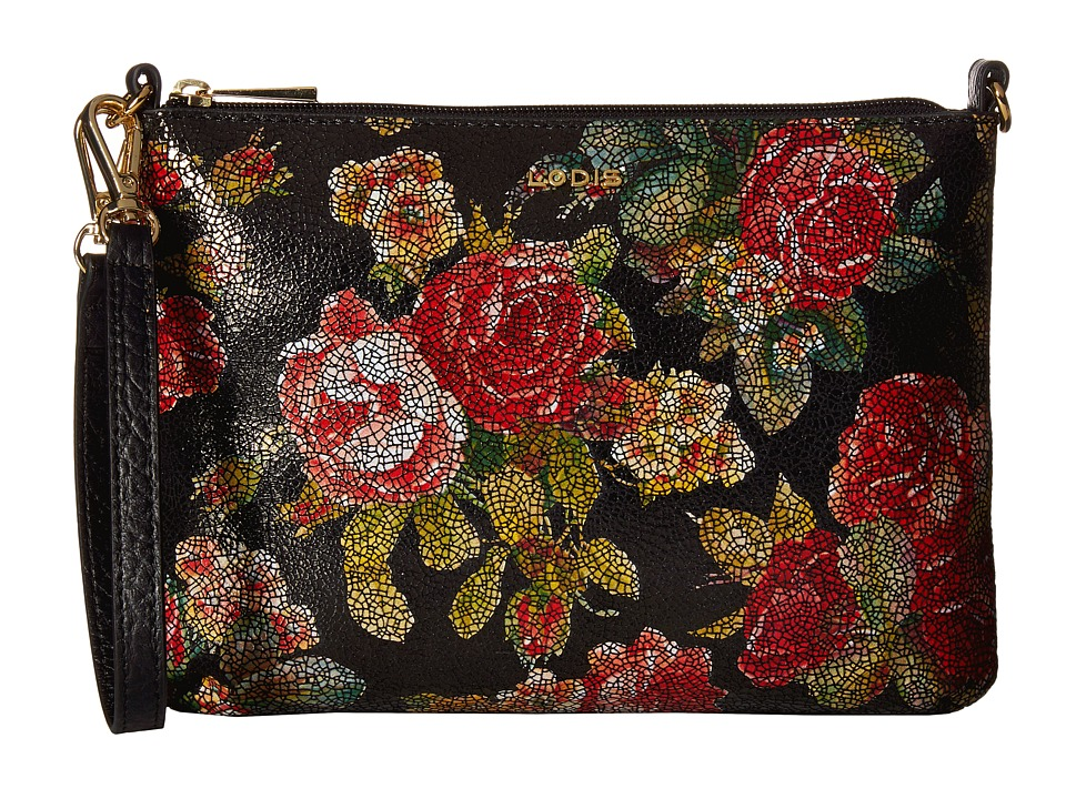 Lodis Accessories - Rosalia Emily Clutch Crossbody (Multi) Cross Body Handbags