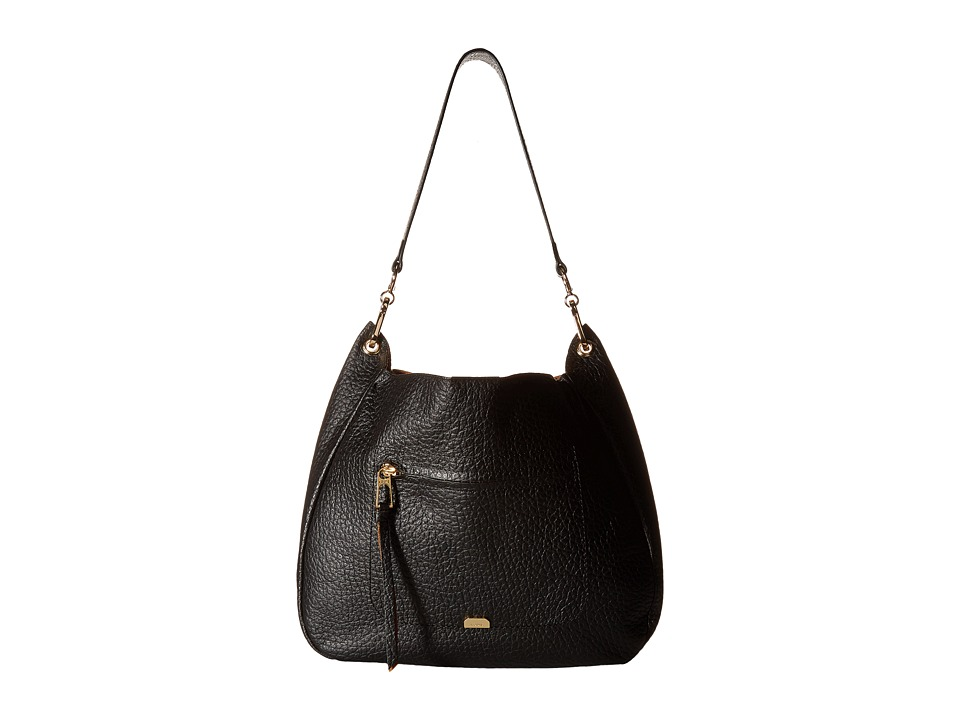 Lodis Accessories - Borrego Nanda Hobo (Black) Hobo Handbags