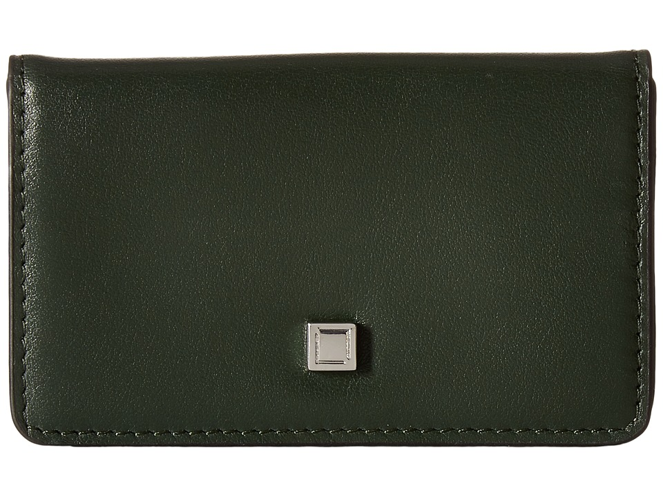 Lodis Accessories - Amy Mini Card Case (Spruce) Credit card Wallet
