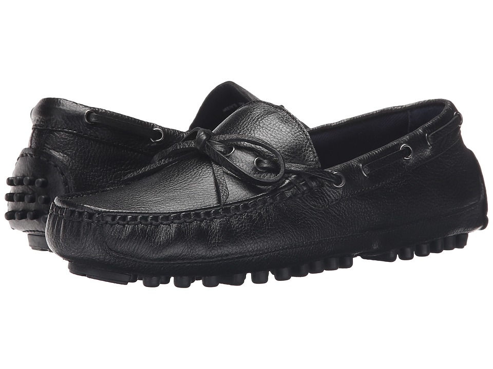 Cole Haan - Daytona Driver (Black) Men's Shoes
