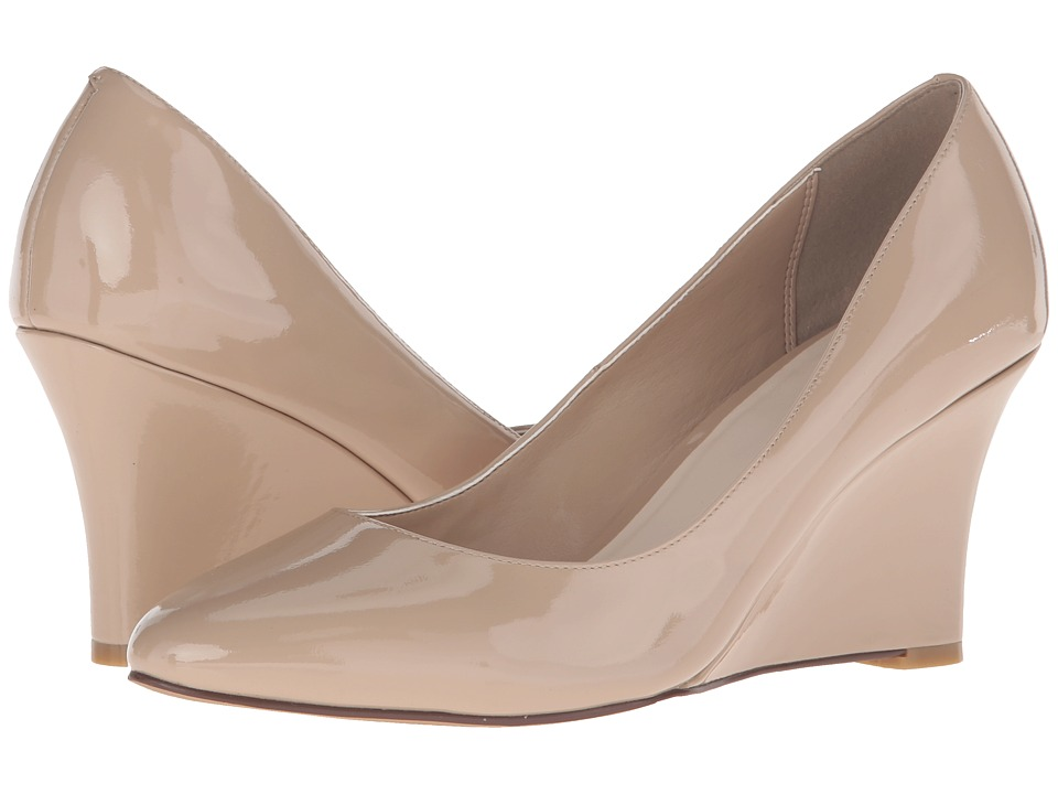Cole Haan - Lena Wedge 75 II (Maple Sugar) Women's Shoes