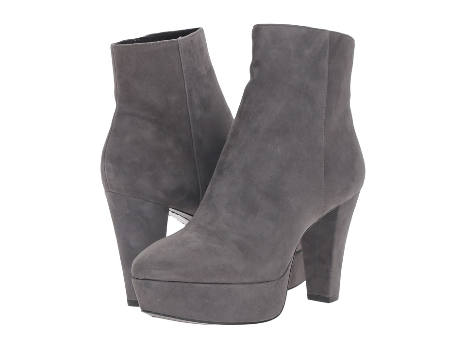Alice + Olivia Adrian (Charcoal Prime Suede) Women