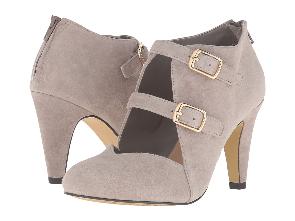 Bella-Vita - Niko (Stone Kid Suede Leather) High Heels
