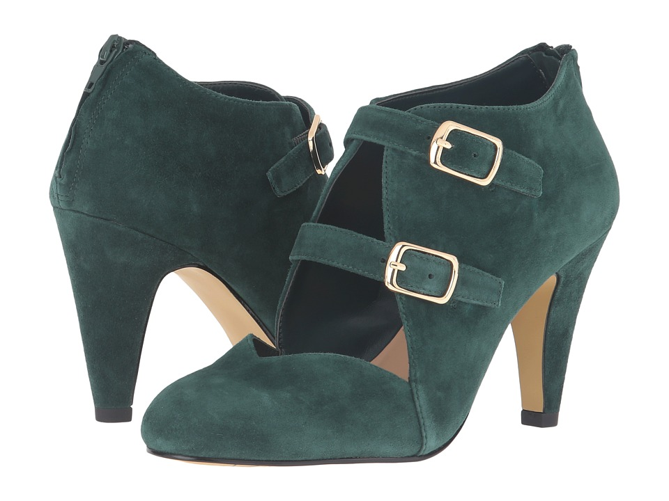 Bella-Vita - Niko (Emerald Kid Suede Leather) High Heels