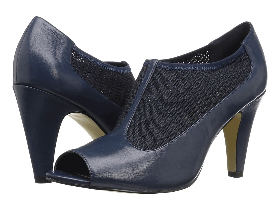 Bella-Vita - Ninette (Navy/ Stretch) High Heels