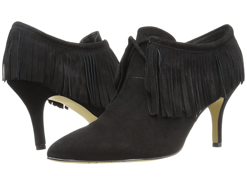 Bella-Vita - Diem (Black Kid Suede Leather) High Heels