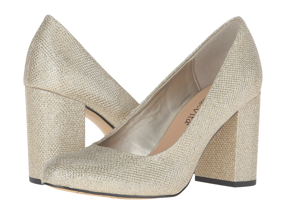 Bella-Vita Nara (Gold Glitter) High Heels