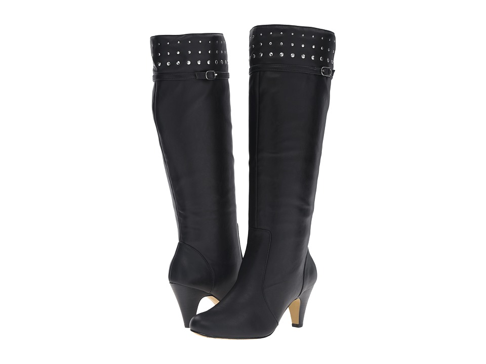 Bella-Vita - Taryn II (Black) Women's Pull-on Boots