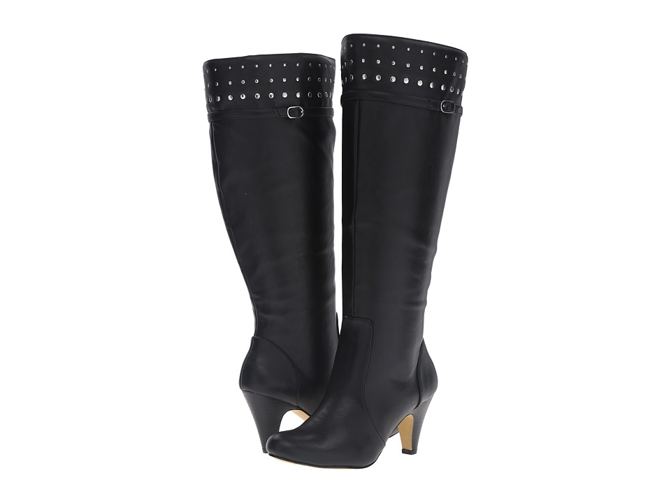 Bella-Vita - Taryn II Plus (Black) Women's Pull-on Boots