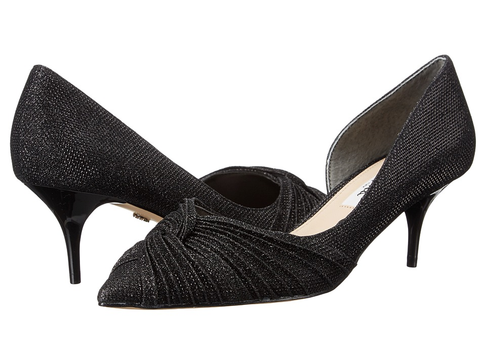 Nina - Taylie (Noir) Women's 1-2 inch heel Shoes