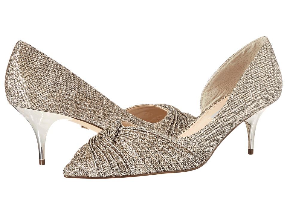 Nina - Taylie (Latte) Women's 1-2 inch heel Shoes