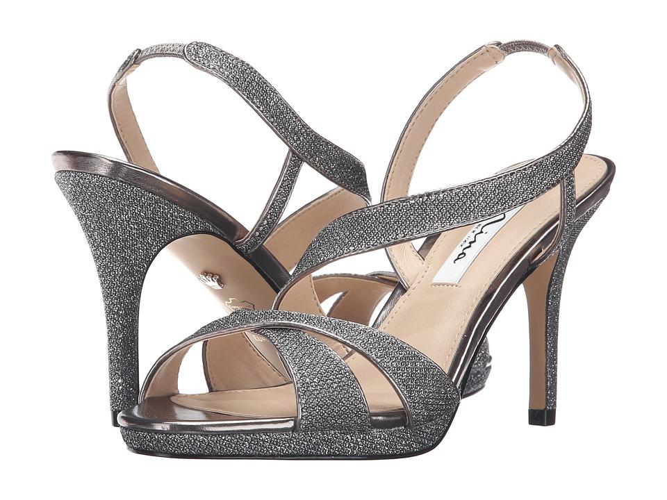 Nina Brilyn (Charcoal) High Heels
