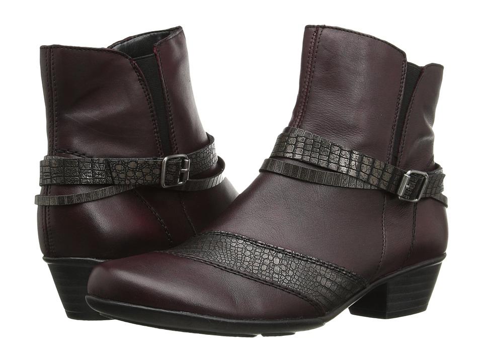 Rieker - D7397 Milla 97 (Chianti/Bronze/Altsilber) Women's Boots