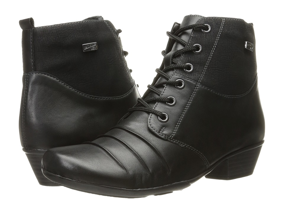Rieker - D7398 Milla 98 (Black/Black/Black) Women's Boots