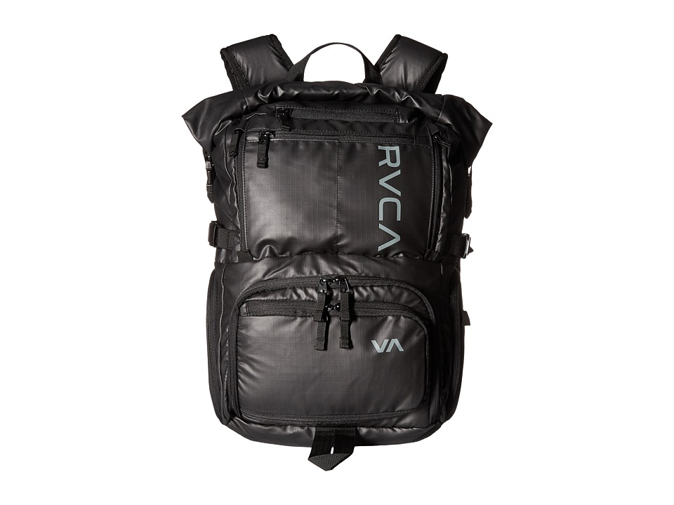 RVCA - Zak Noyle Camera Bag (Black) Bags