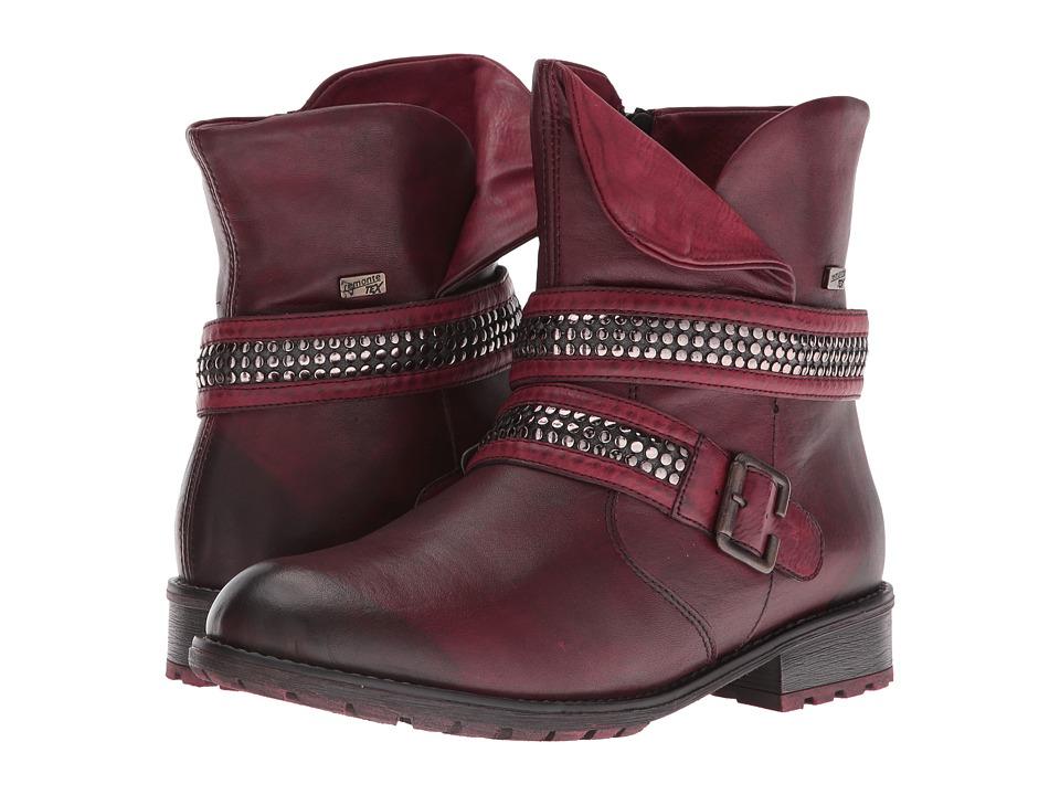 Rieker - R3331 Elaine 31 (Medoc/Wine) Women's Boots