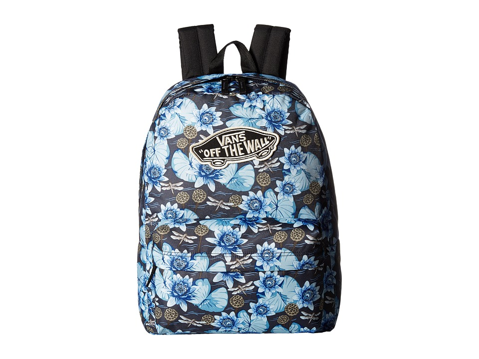 Vans - Realm Backpack (Dragon Floral) Backpack Bags