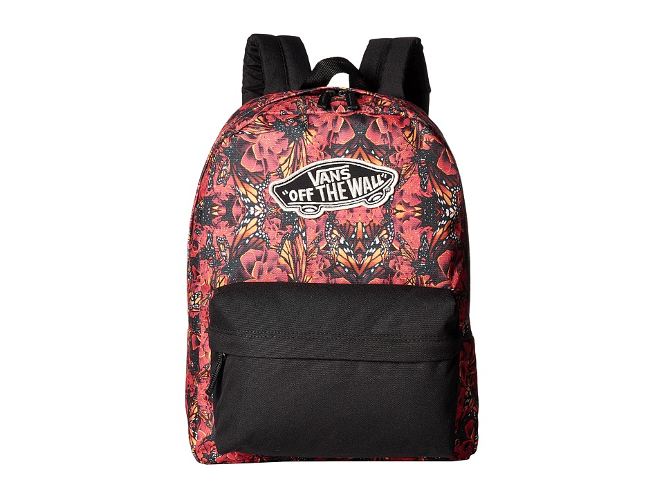 Vans - Realm Backpack (Butterfly Dreams) Backpack Bags