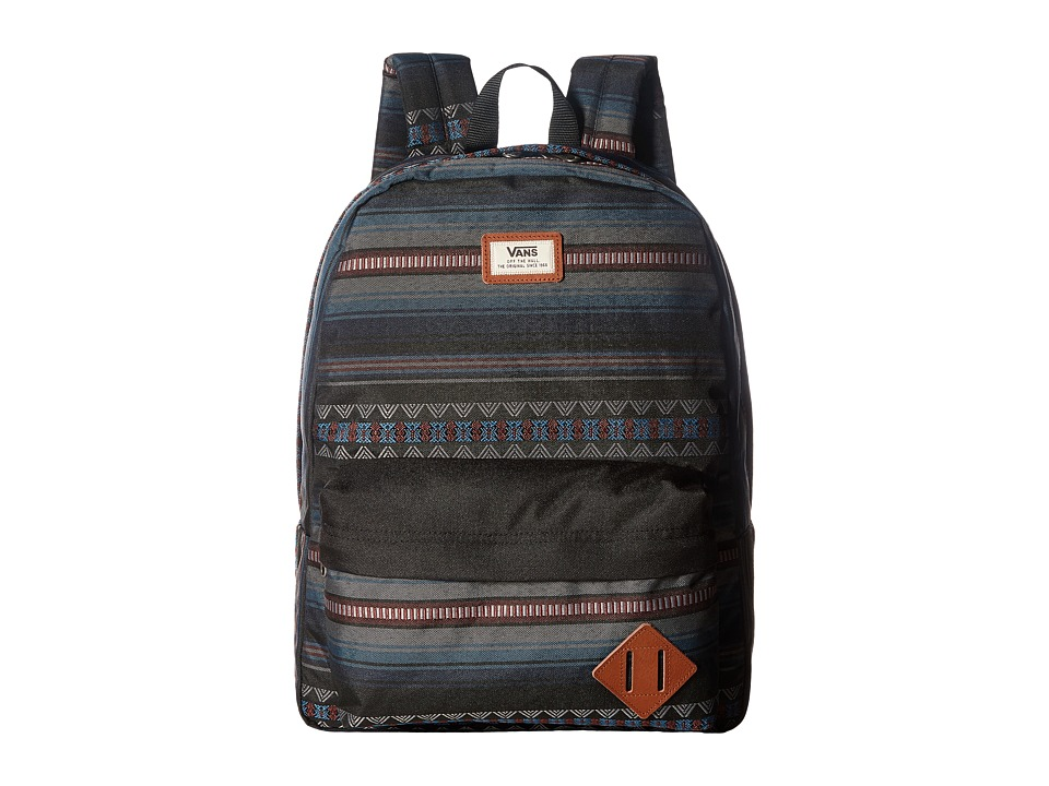 Vans - Old Skool II Backpack (Canyon Stripe) Backpack Bags