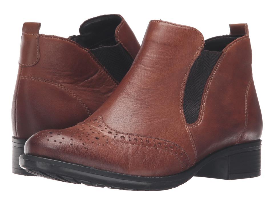 Rieker - R6464 Estefania 64 (Muskat) Women's Boots