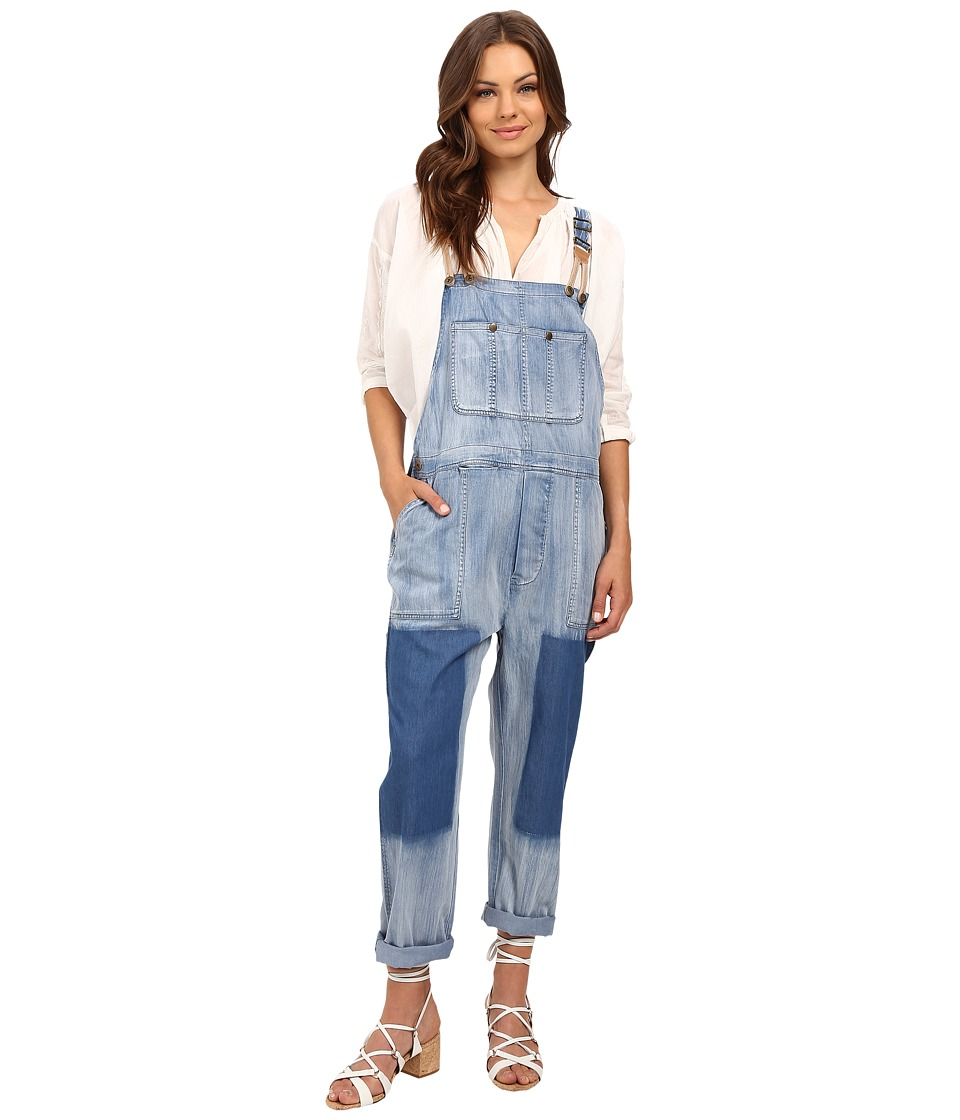 Mes Demoiselles - Garage (Blue) Women's Overalls One Piece