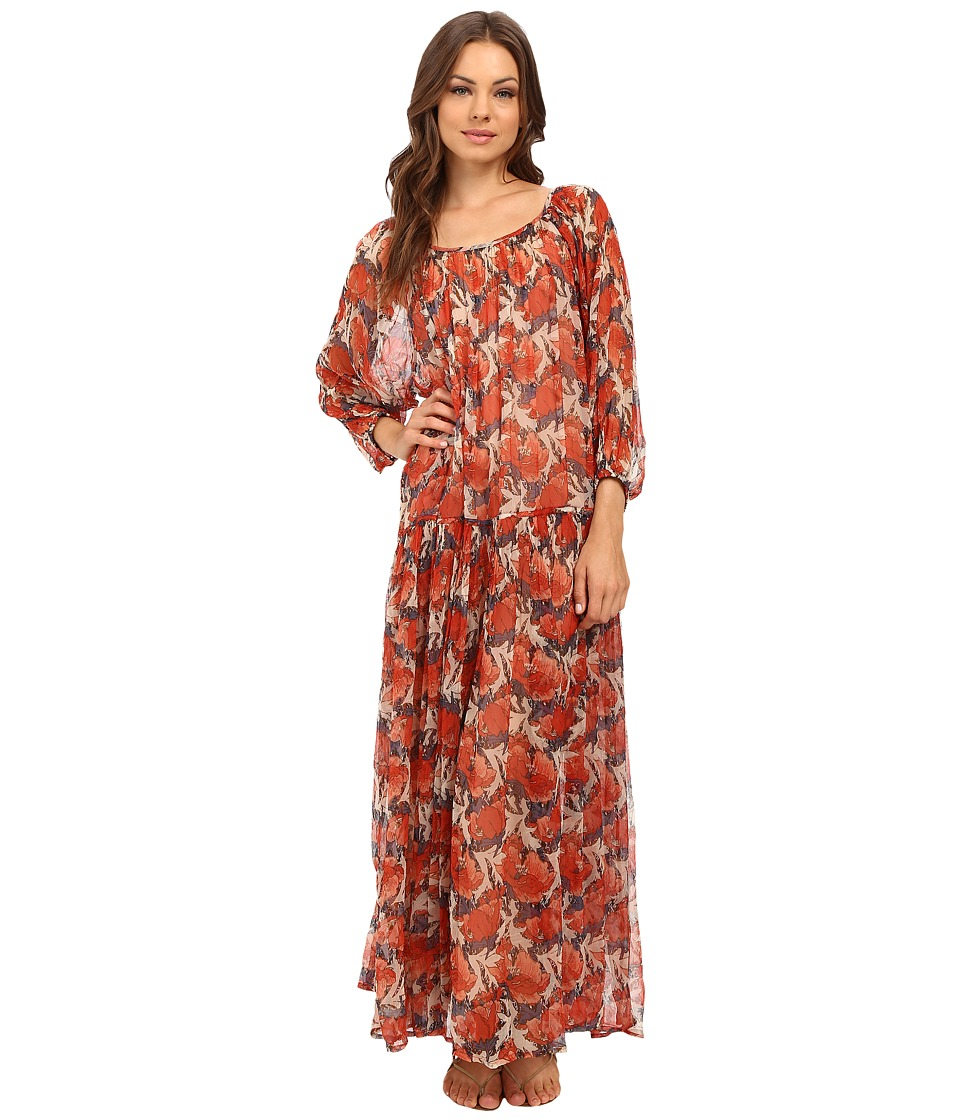 Mes Demoiselles - Vera (Floral Print) Women's Dress