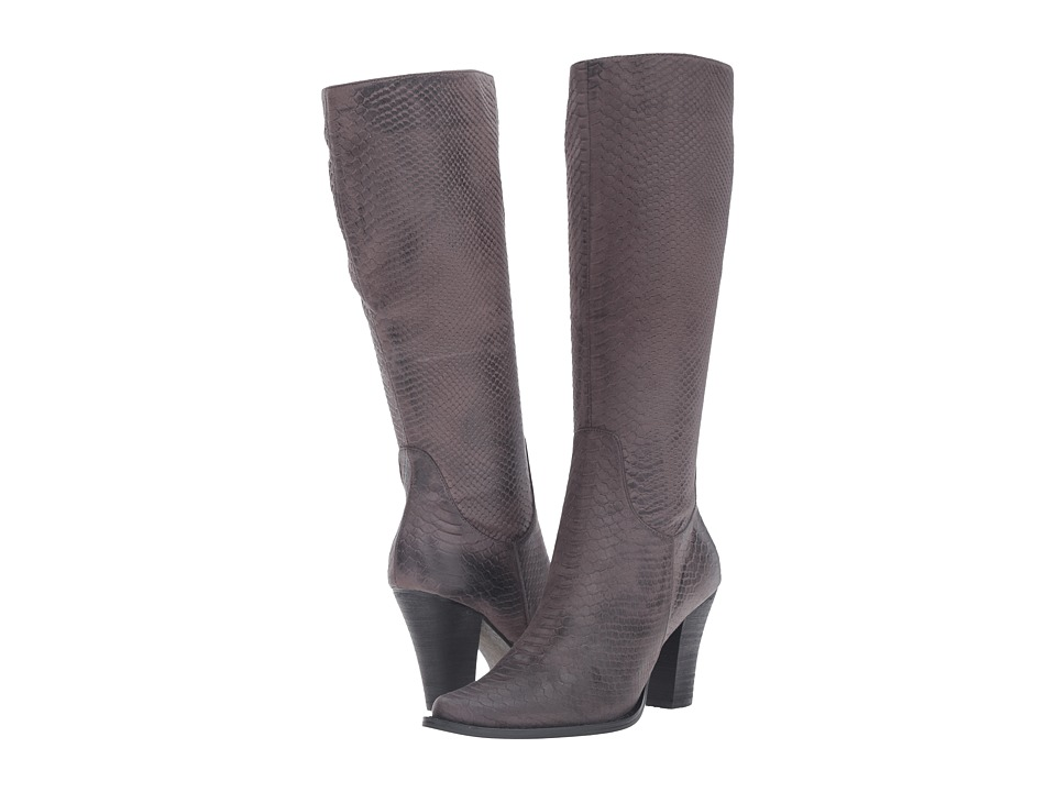 Spring Step - Posse (Grey) Women's Dress Boots