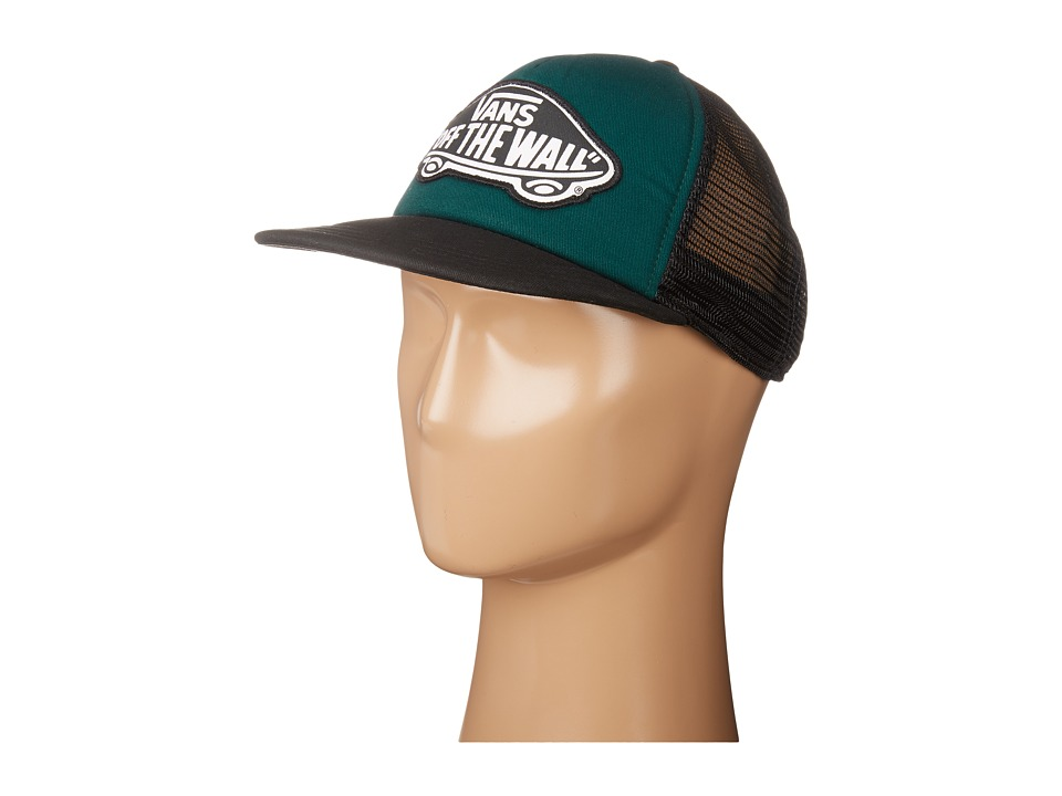Vans - Beach Girl Trucker Hat (Atlantic Deep) Caps