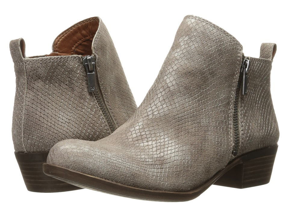 Lucky Brand Basel (Taupe) Women