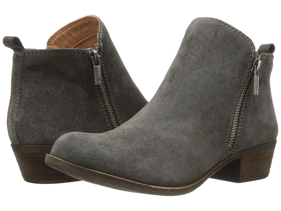 Lucky Brand - Basel (Storm) Women's Zip Boots