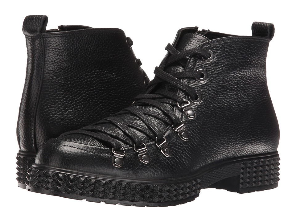 Spring Step - Rara (Black) Women's Lace-up Boots