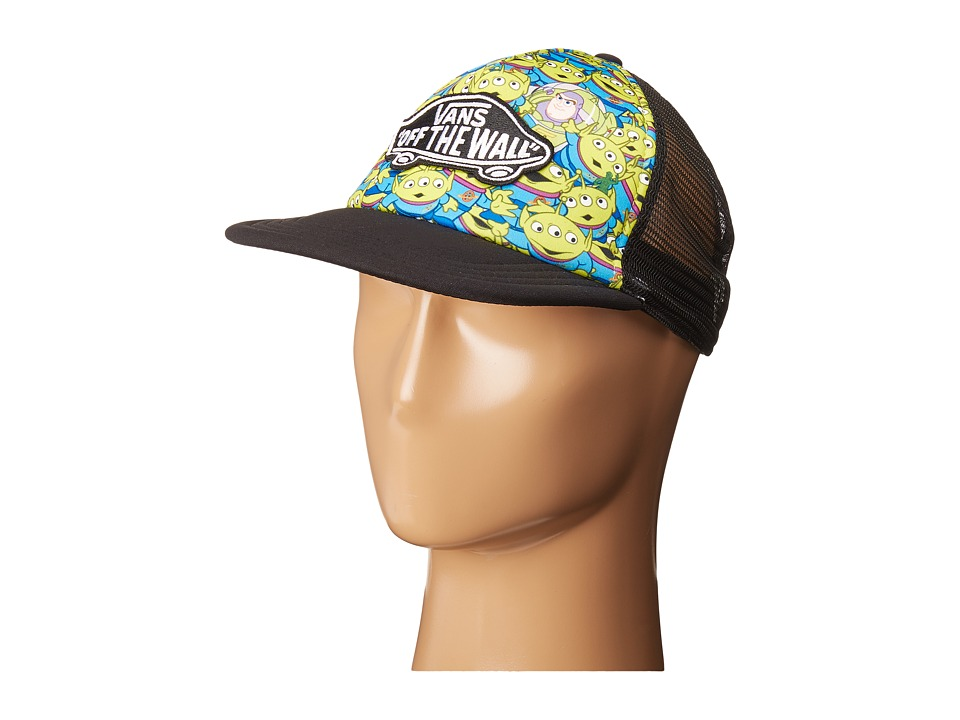 Vans - Classic Patch Trucker Plus Hat (Aliens) Caps