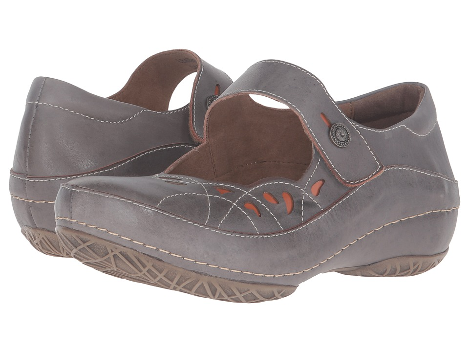 Spring Step Dadra (Grey) Women