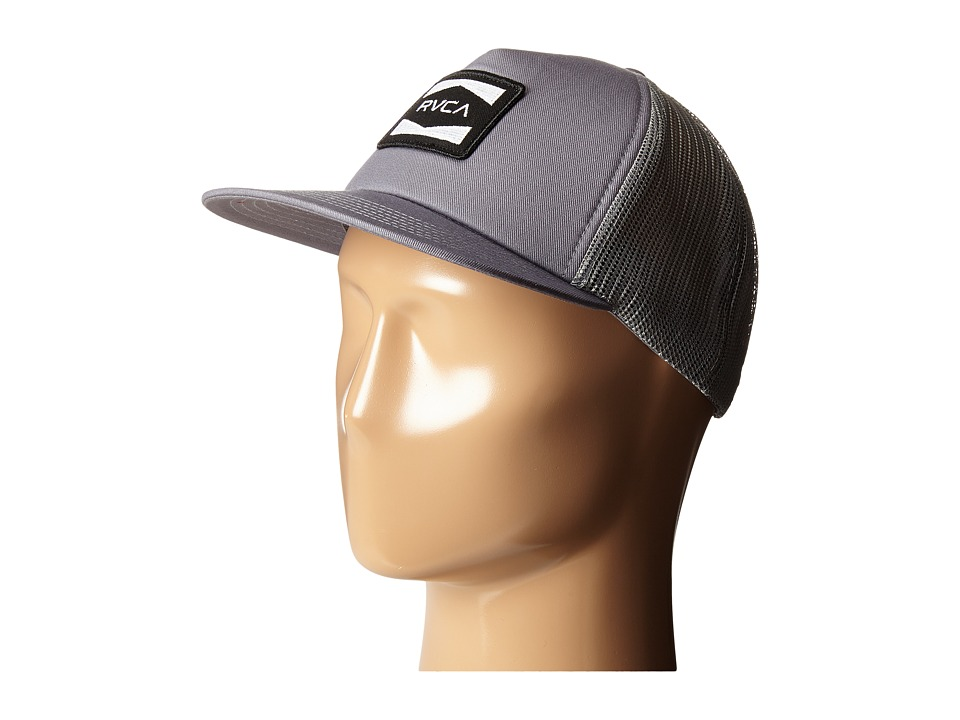 RVCA - Injector Trucker (Grey) Caps