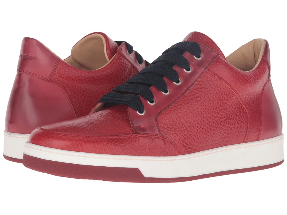 Gold & Gravy - Player (Red) Men's Shoes