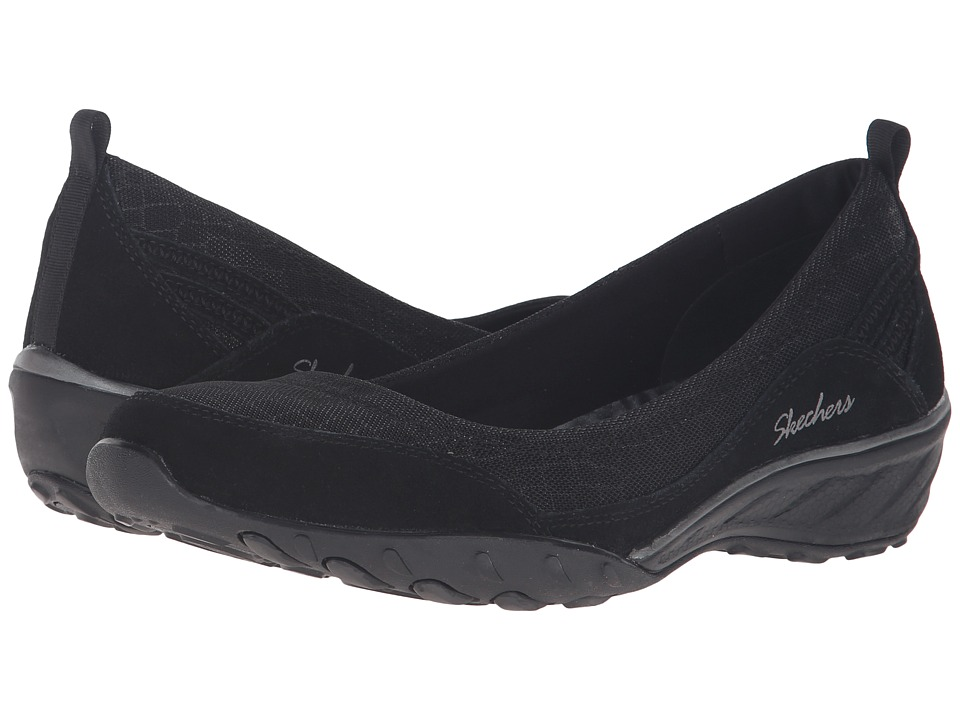 SKECHERS - Active Savvy Radiant (Black) Women's Shoes