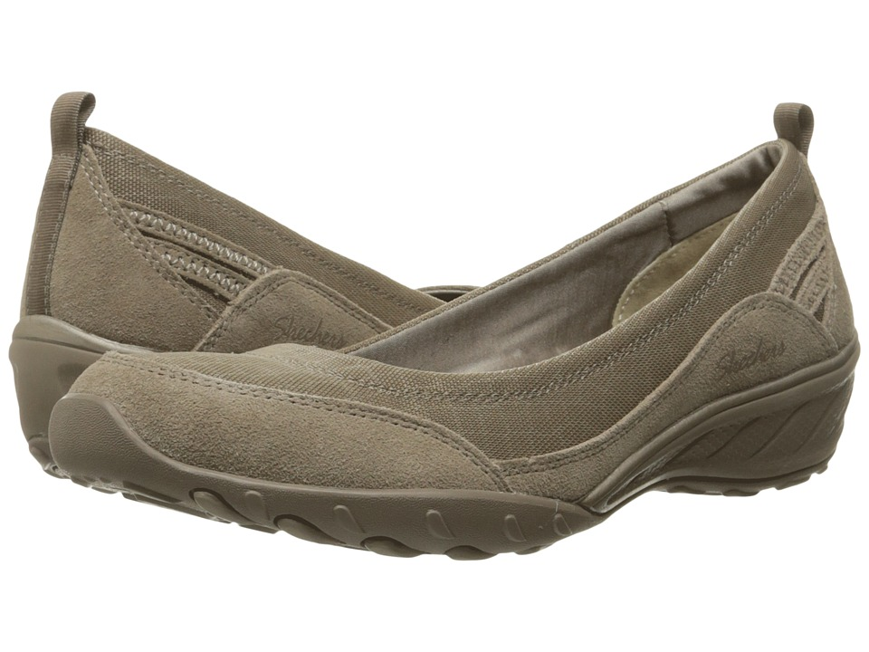 SKECHERS - Active Savvy Radiant (Taupe) Women's Shoes