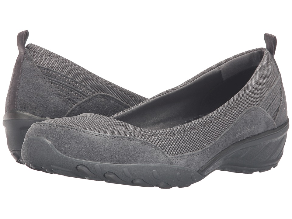 SKECHERS - Active Savvy Radiant (Charcoal) Women's Shoes