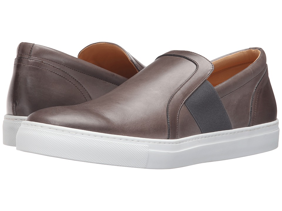 Gold & Gravy - Ripper (Gray) Men's Slip on Shoes