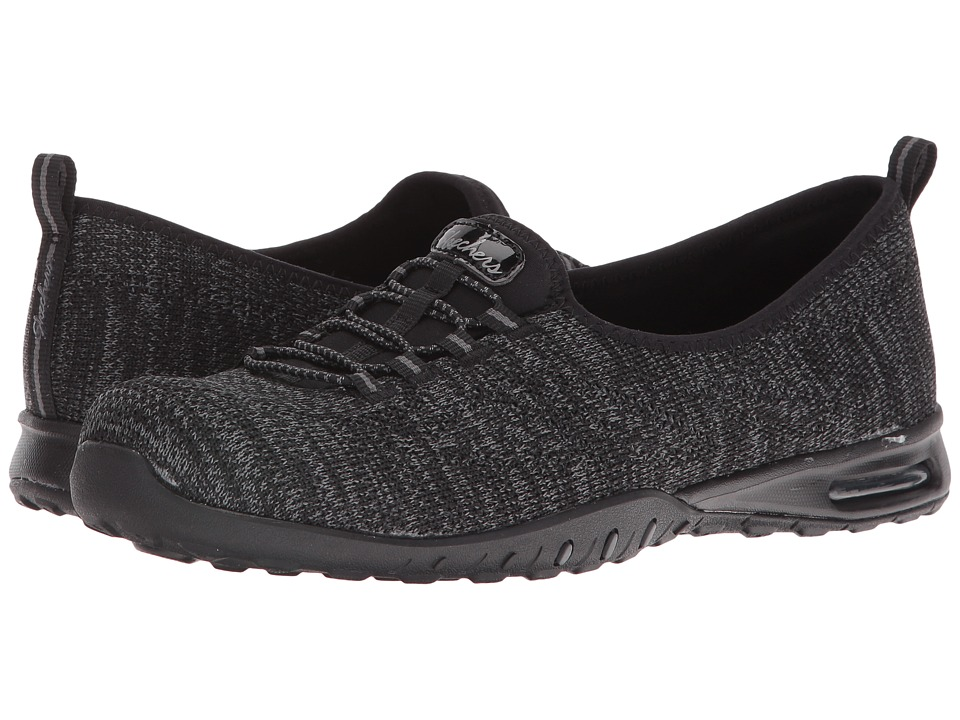 SKECHERS - Active Easy-Air (Black) Women's Shoes
