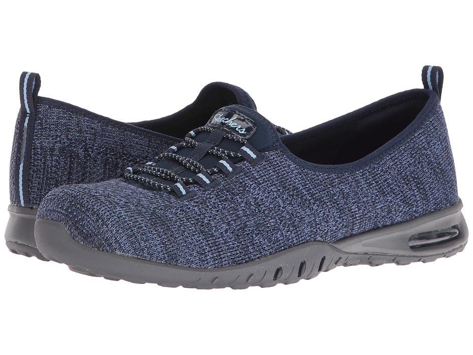 SKECHERS - Active Easy-Air (Navy) Women's Shoes
