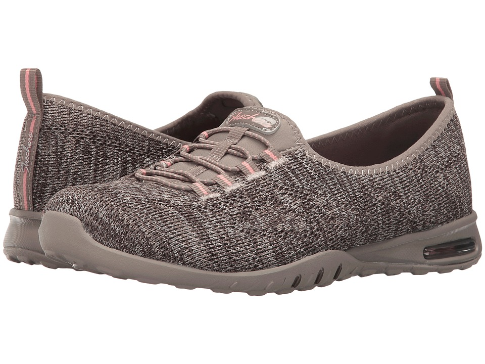SKECHERS - Active Easy-Air (Taupe) Women's Shoes